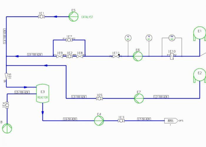 Planification P&ID simple et rapide avec un logiciel professionnel