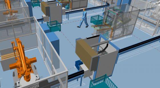 L'ingénierie nécessite des solutions logicielles qui fournissent également une visualisation tridimensionnelle.