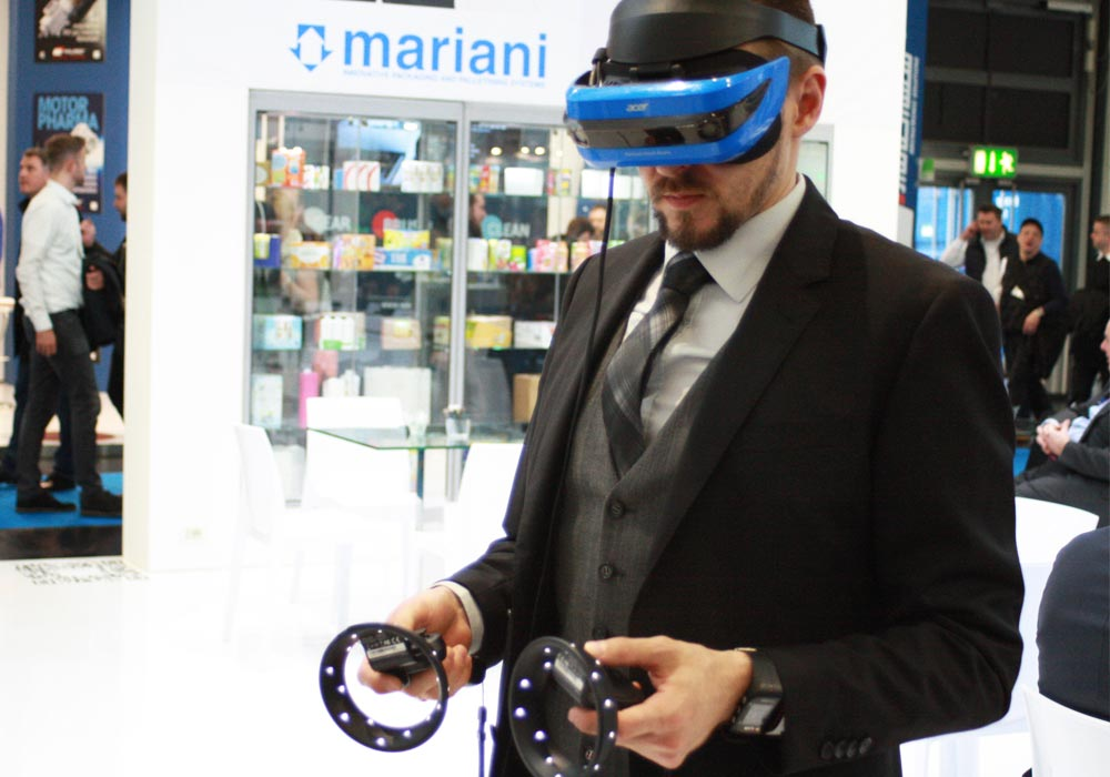 Mariani : Les derniers systèmes d'emballage présentés virtuellement