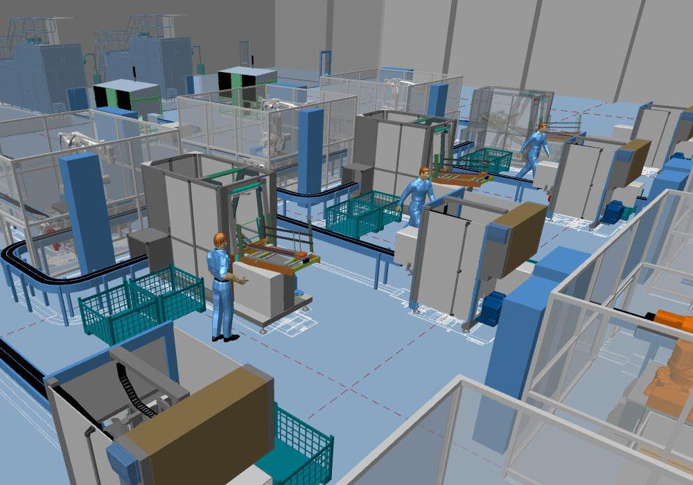 Planifier des équipements dans un bâtiment existant avec MPDS4