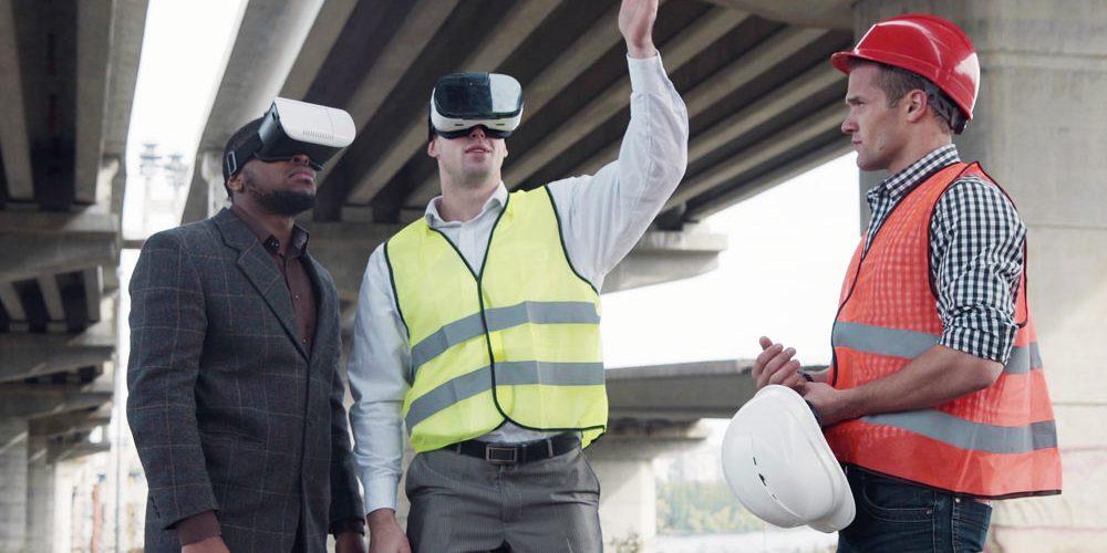 Réalité virtuelle sur le chantier