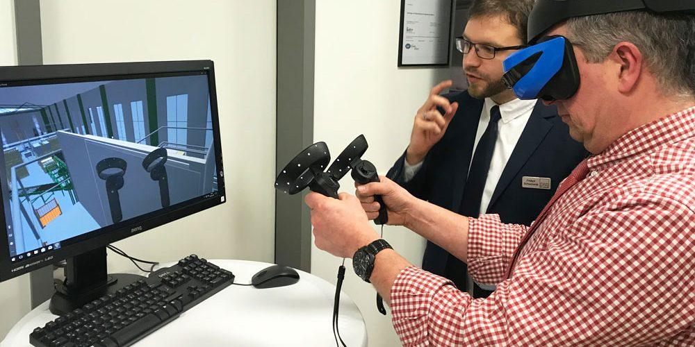 M4 VIRTUAL REVIEW est intuitif et rapidement prêt à l'emploi