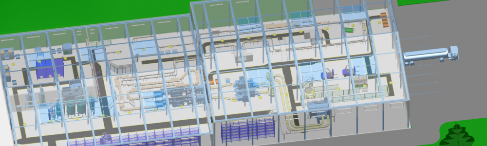 M4 FACTORY - Fabriken und Layouts jeder Größe in 2D und 3D planen(1)