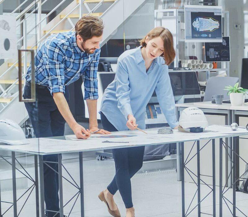 Implantation d'usine erreur n°5 :  trop peu de communication entre l'équipe de projet et les clients