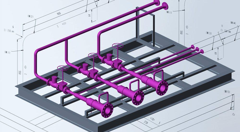 Rohrleitungsisometrien schnell & automatisch erzeugen