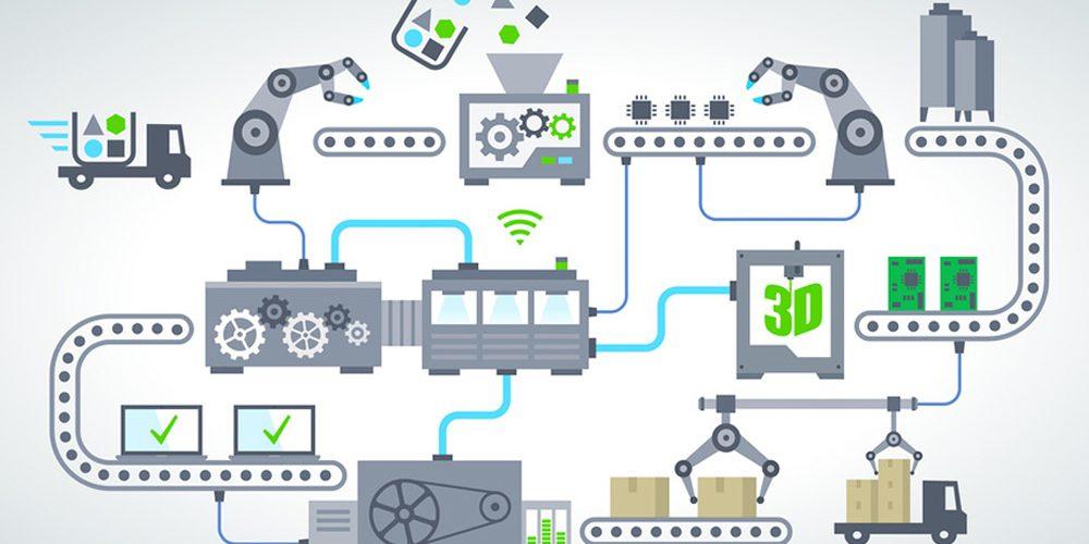 Industrie 4.0 für Unternehmen