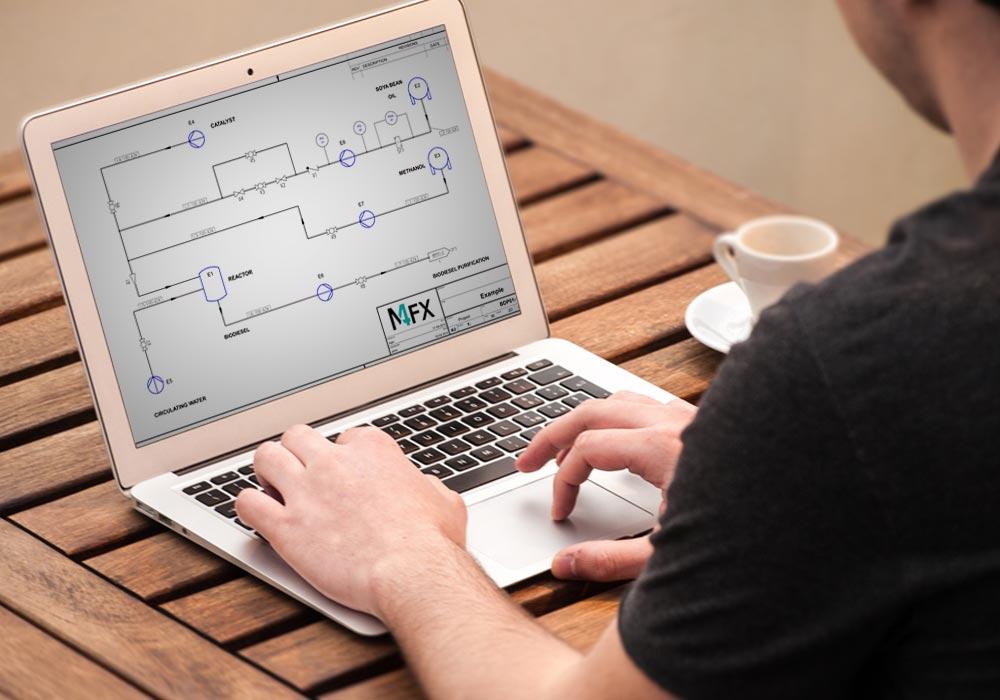 Planification en Génie des Procédés avec un logiciel moderne