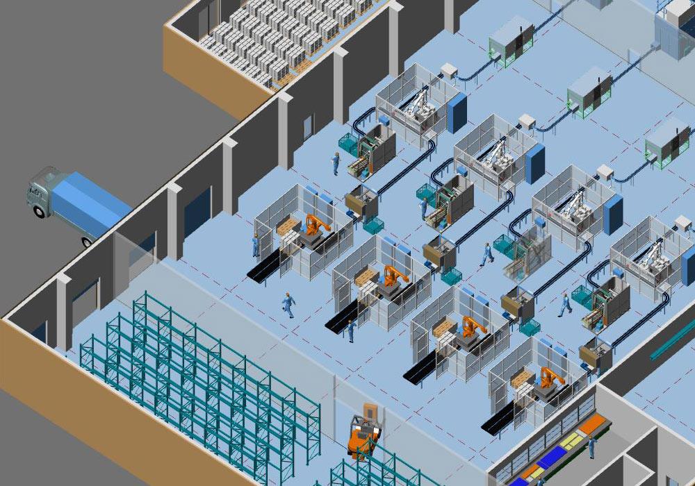Les systèmes de planification industrielle comme MPDS4 sont maintenant plus élaborés