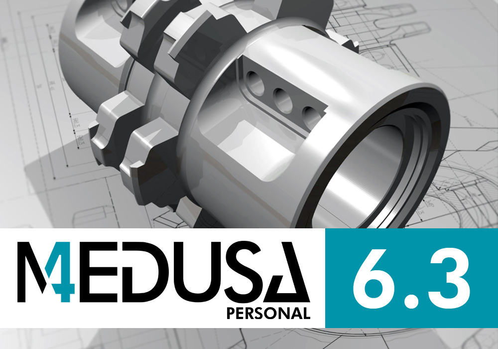 Version 6.3 du MEDUSA4 Personal