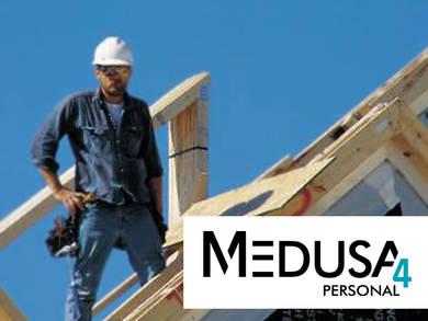 Le système CAO MEDUSA4 Personal peut aussi être utilisé commercialement, ex : par les entrepreneurs en bâtiments
