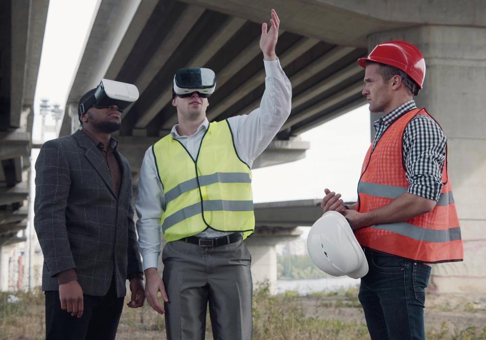 Ruban à mesurer pour l'espace virtuel dans M4 VIRTUAL REVIEW