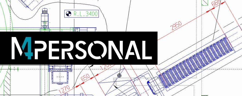 M4 PERSONAL: Nouvelle version sous une nouvelle marque