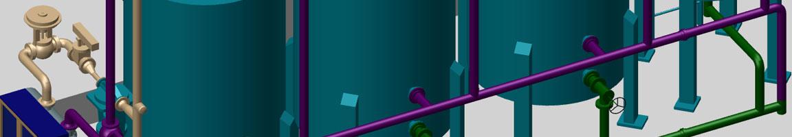 Un ensemble de tuyauteries pour une conception intégrée : M4 PLANT
